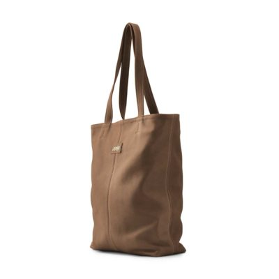 Leren shopper dames